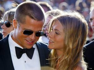 brad pit jennifer aniston 300x224 - Após 12 anos de divórcio conturbado, Brad Pitt pede desculpas a Jennifer Aniston