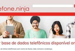 Site divulga nome, telefone, e-mail e endereços de brasileiros