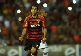 Diego Souza desconversa após ser questionado se deixará o Sport
