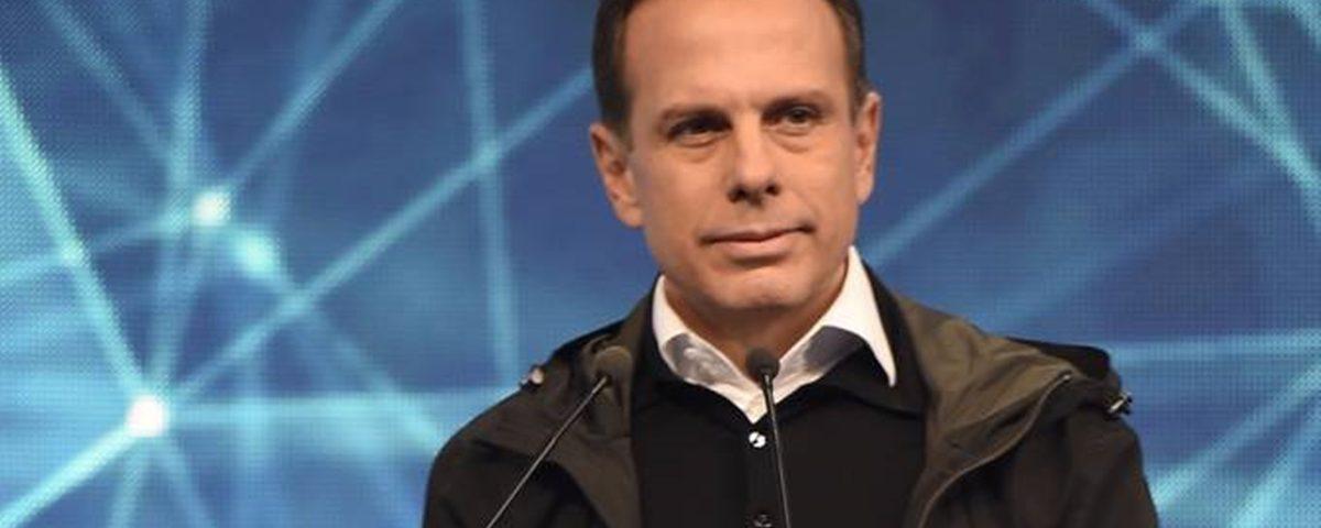 doria - Pressão de Doria acirra racha sobre futuro do PSDB