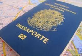 Emissão de passaportes é suspensa por tempo indeterminado