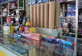 Preço dos fogos de artifício apresenta diferença de quase R$100 em mesmo produto