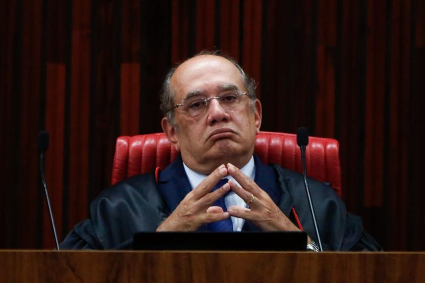 gilmar mendes votação cassação chapa dilma temer - Gilmar diz que condenação de Lula afetou imagem do país