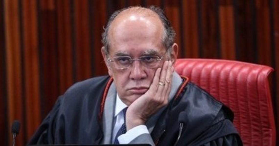 gilmar mendes - Gilmar reage à 'tentativa de intimidação' após notícia de devassa contra Fachin