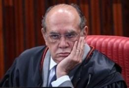 Gilmar reage à 'tentativa de intimidação' após notícia de devassa contra Fachin