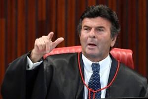luiz fux 300x200 - Luiz Fux defende prisão dos irmãos Batista