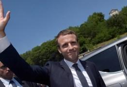 Presidente da França cria lei anti-fake news