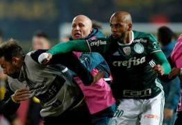 Palmeiras envia à Conmebol denúncias contra o Peñarol