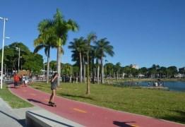PF faz operação para investigar irregularidades na obra do Parque da Lagoa em João Pessoa