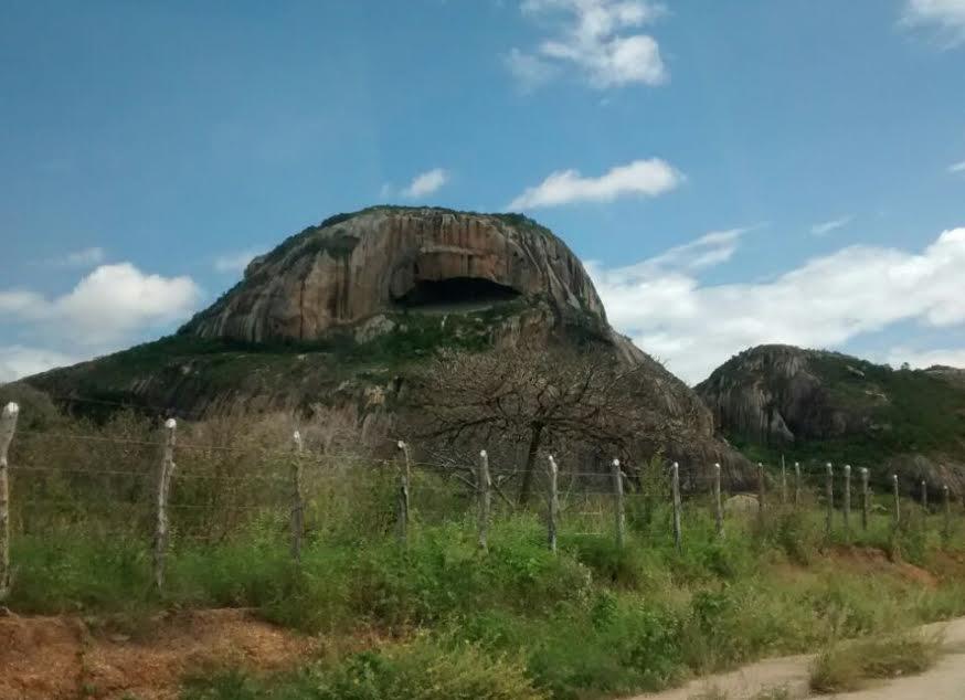 pedra da boca - Governo mapeia potencial arqueológico do Parque Estadual da Pedra da Boca