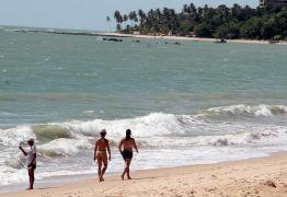 Banhistas devem evitar seis praias do litoral paraibano neste fim de semana