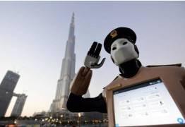 Robocop: Ruas de Dubai ganham policial robô