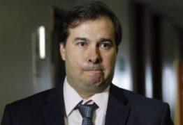 'O Rio já não aguenta esperar horas', diz Rodrigo Maia sobre crise da segurança