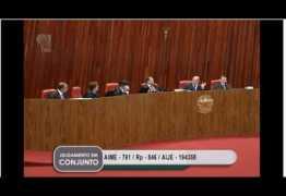 TSE: Gilmar Mendes se emociona ao lembrar de ex-ministro assassinado – CONFIRA O VÍDEO