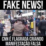 VEJA VÍDEO: Jornal de prestígio é flagrado forjando falsa manifestação