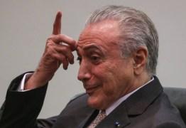 PF encontra documentos rasgados de Temer sobre reforma de casa, diz jornal