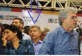 Em solenidade do governo em Cabedelo, prefeito Leto leva vaia e puxão de orelha