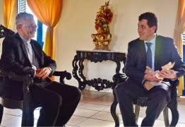 Gervásio visita Arcebispo da Paraíba e destaca ações do Legislativo