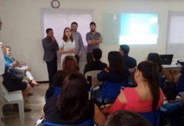 Educação de Alhandra recebe representantes do IQE e Jeep para apresentação do Programa Qualiescola
