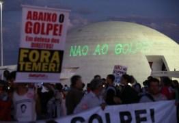 Brasília terá ato para pressionar deputados a votarem contra Temer