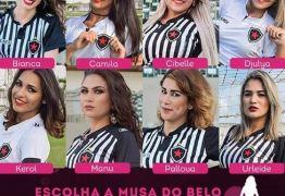 Botafogo elege a Musa do Belo – Internauta pode escolher a primeira finalista