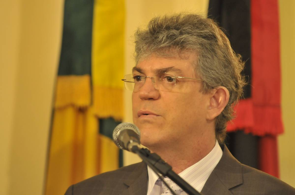 Ricardo Coutinho  - Ricardo faz palestra sobre a importância da transposição do São Francisco para o Nordeste