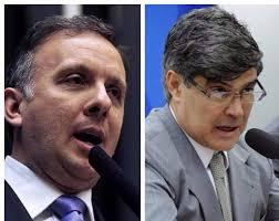 agui e w. roberto - BOMBA: PGR decide apurar envolvimento de 199 políticos com 'farra das passagens', tem paraibanos - VEJA LISTA