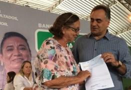 Cartaxo entrega crédito do 'Banco Cidadão' e confirma 'maratona de obras e serviços'