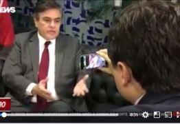 Cássio diz que PSDB paga um preço muito alto por apoiar Temer