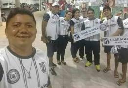 Torcida organizada do Ceará: palavrões e álcool estão proibidos