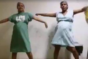 despácito grávidas 300x200 - VEJA VÍDEO: Grávidas dançam ao som de 'Despacito'para garantir parto tranquilo