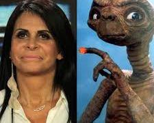 Gretchen garante interferência alienígena em sua vida