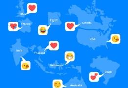 DIA MUNDIAL DO EMOJI: Veja as carinhas mais usadas no Brasil e no Mundo