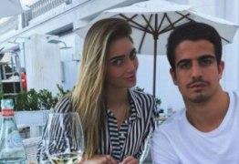 Enzo Celulari almoça com filha de Eduardo Cunha