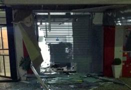 ROTINA: Agências bancárias e dos Correios são explodidas em cidades da PB