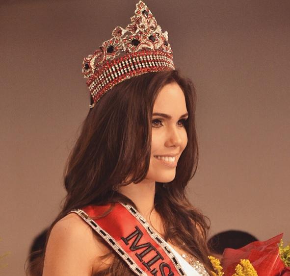 larissa miss - Larissa Holanda é a vencedora do concurso Miss Paraíba 2017