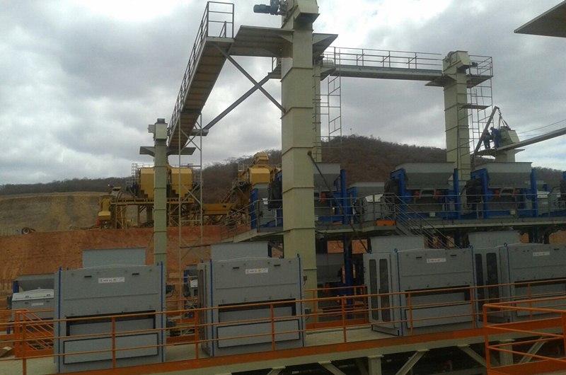 mineradora - Mineradora investe 300 milhões de dólares em Pedra Branca e vai gerar 1,1 mil empregos