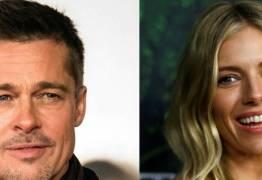 Brad Pitt e Siena Miller estão namorando, garante revista americana