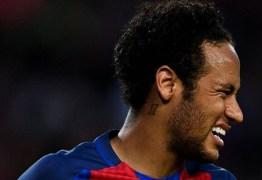 Fifa rejeita ação do Santos contra Neymar