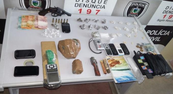 operação Cajazeiras - Operação 'Asa Livre' prende 15 suspeitos por crimes e disputa entre facções