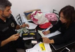 Receita, Polícia Civil e MP realizam Operação Orange em João Pessoa e Bayeux