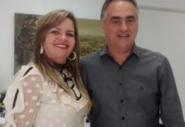 Raíssa Lacerda elogia Cartaxo por receber prêmio de gestão