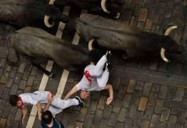 Dez ficam feridos em corrida de touros na Espanha; VEJA VÍDEO