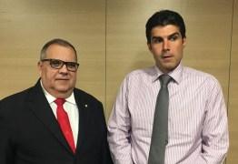 Rômulo Gouveia tem audiência com ministro e pede liberação de recursos para a Paraíba