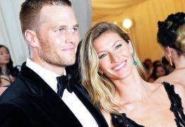 Gisele Bündchen afirma que foto íntima dela com marido é antiga