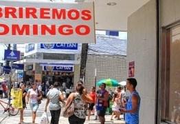 Comércio na Paraíba cresce em junho, aponta Fecomércio