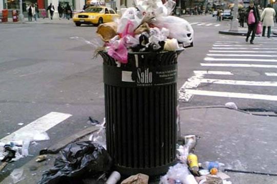 7 maneiras de deixar sua lata de lixo limpa ad159cbc 861b 4efc b3ce bb8402a2836f - Menino encontra granada em lata de lixo na Áustria
