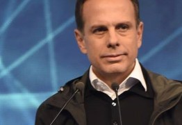 Entidades repudiam agressões de Dória a jornalista