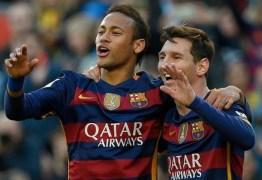 VEJA VÍDEO: Messi faz postagem de despedida para Neymar: 'Foi um enorme prazer'