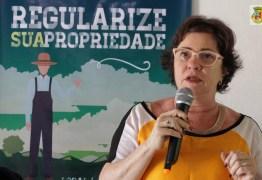 Prefeita Márcia Lucena participa da solenidade de entrega do CAR aos proprietários rurais
